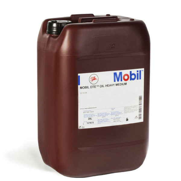 Mobil DTE Oil Heavy Medium (20 л)