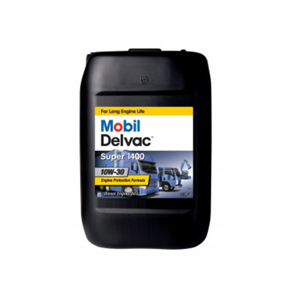 Mobil Delvac Super 1400 10W-30 (20л)