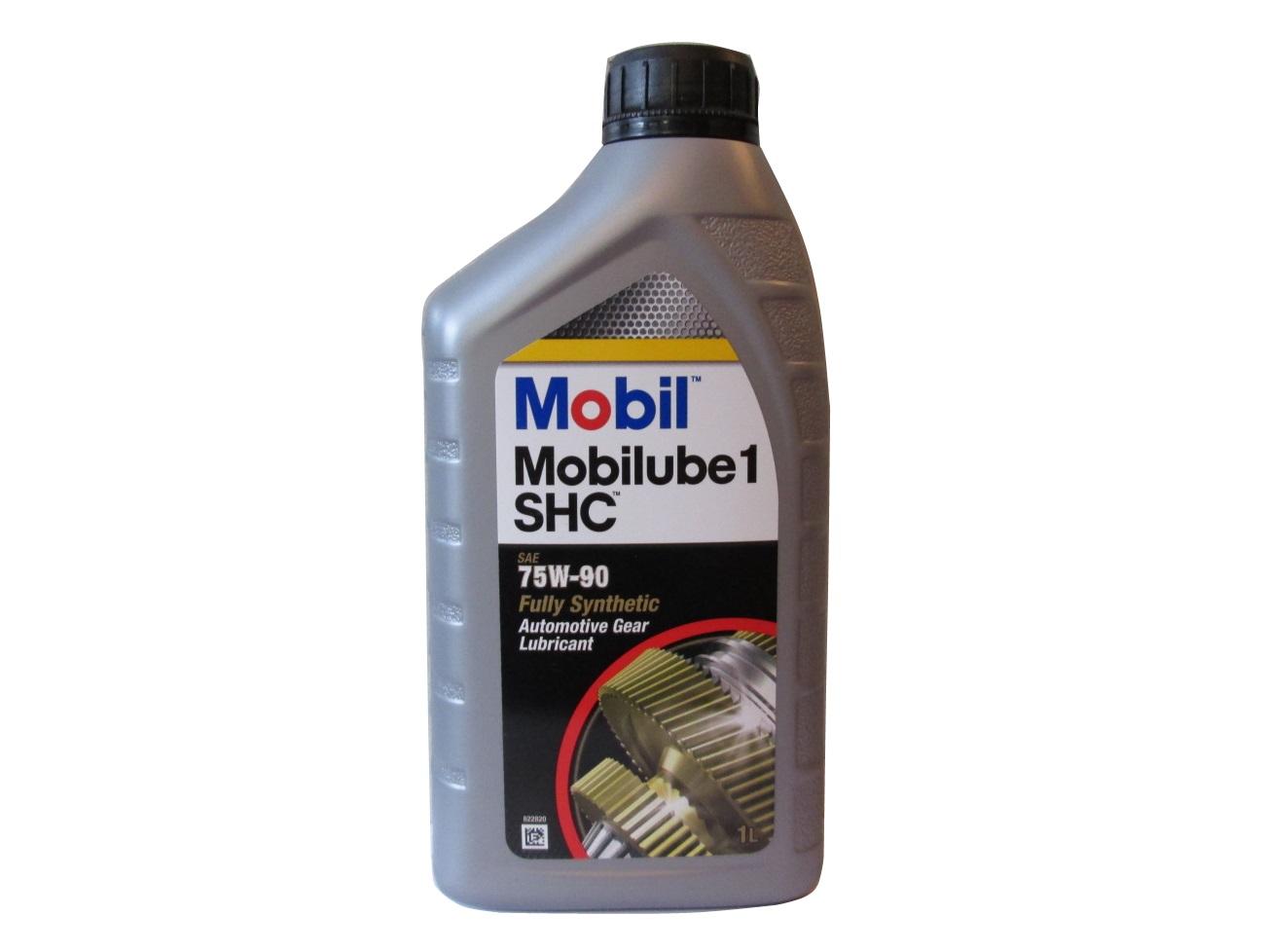 Mobilube 1 SHC 75W-90 (1 л)