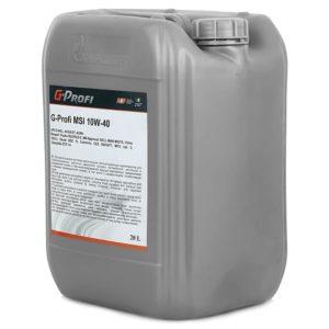 G-Profi MSI 10W-40 (20 л)