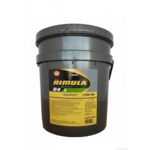 SHELL Rimula R4 L 15W-40 (20л)