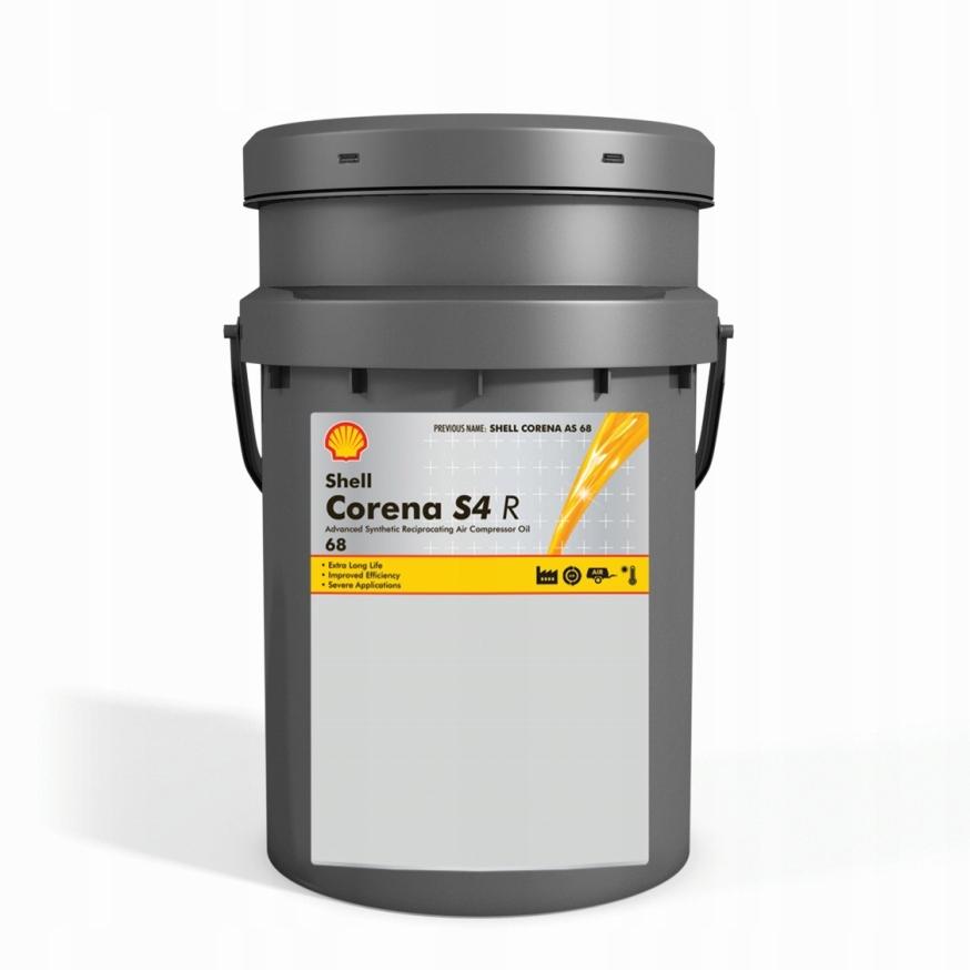 SHELL Corena S4 R 68 (20 л)