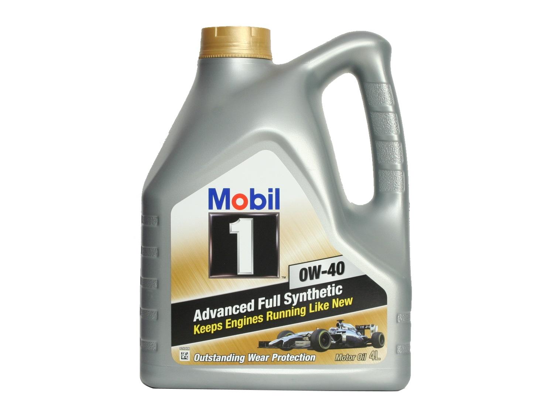 Mobil 1 0W-40 (4 л)