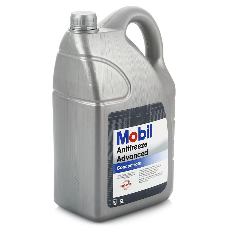 Mobil Antifreeze Advanced (5 л)