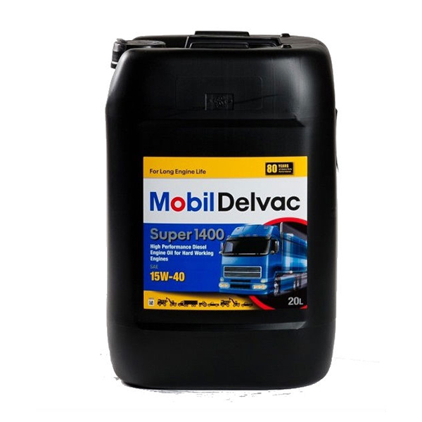 Mobil Delvac Super 1400 15w-40 (20л)