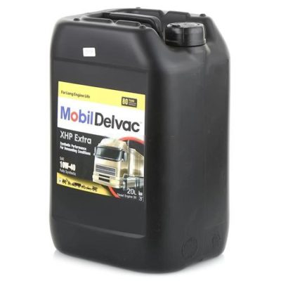 Mobil Delvac XHP ЕХTRA 10W-40 (20л)