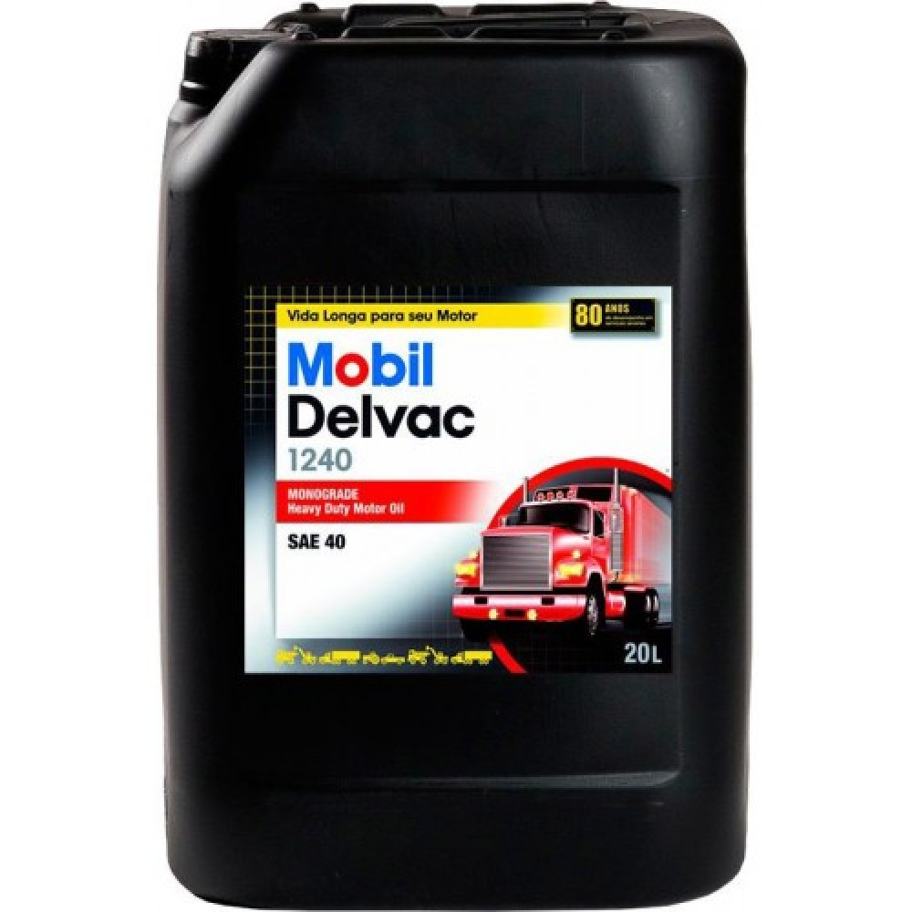 Mobil Delvac 1240 (20 л)