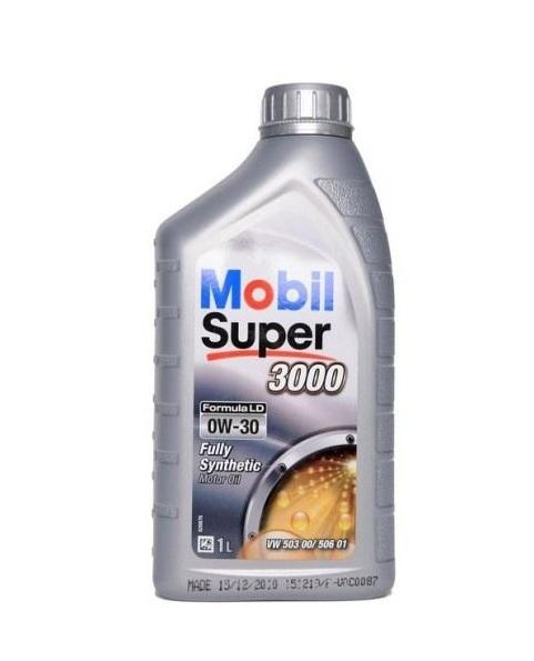Mobil Super 3000 Formula LD 0W-30 (1 л)