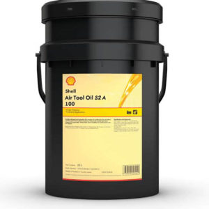 SHELL Air Tool Oil S2 A 100 (20 л)