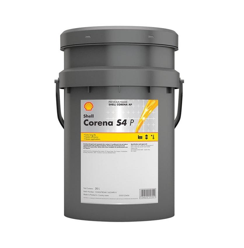 SHELL Corena S4 P 68 (20 л)