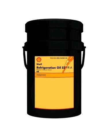 SHELL Refrigeration Oil S2 FR-A 68 (20 л)