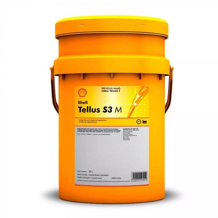 SHELL Tellus S3 M 46 (20 л)