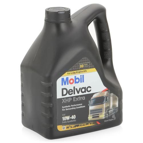 Mobil Delvac XHP ЕХTRA 10W-40 (4л)