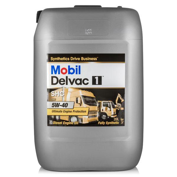 Mobil Delvac 1 SHC 5W-40 (20 л)