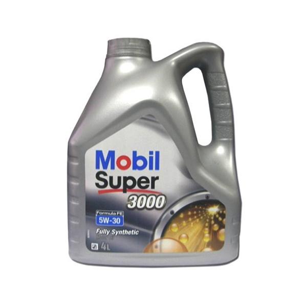 Mobil Super 3000 X1 Formula FE 5w-30 (4 л)