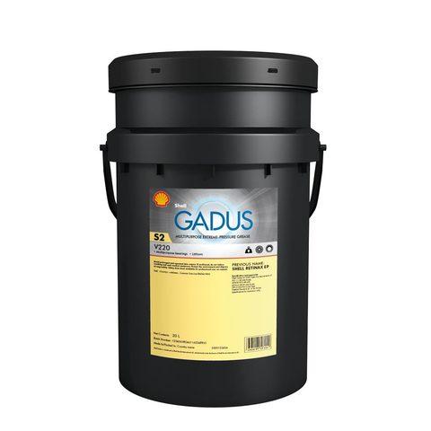 SHELL Gadus S2 V220 0 (18 кг)