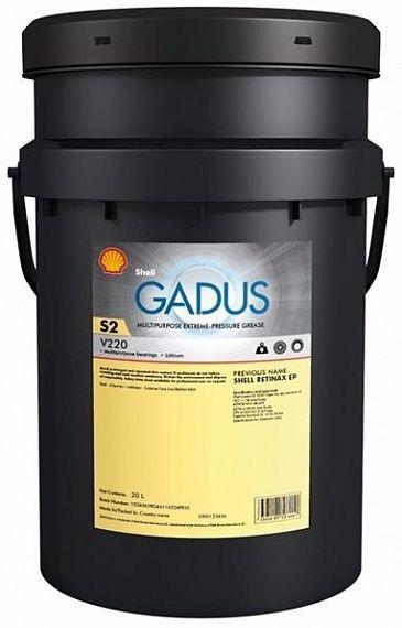 SHELL Gadus S2 V220 AD 1 (18 кг)