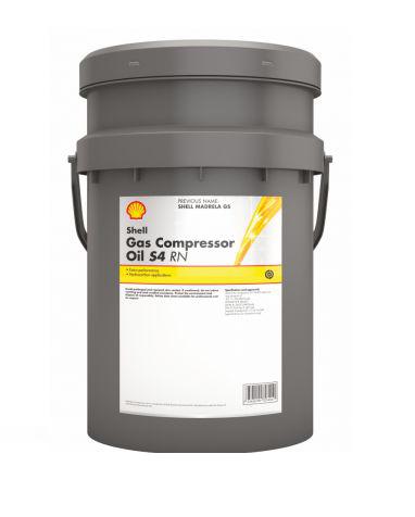 SHELL Gas Compressor Oil S4 RN 68 (20 л)