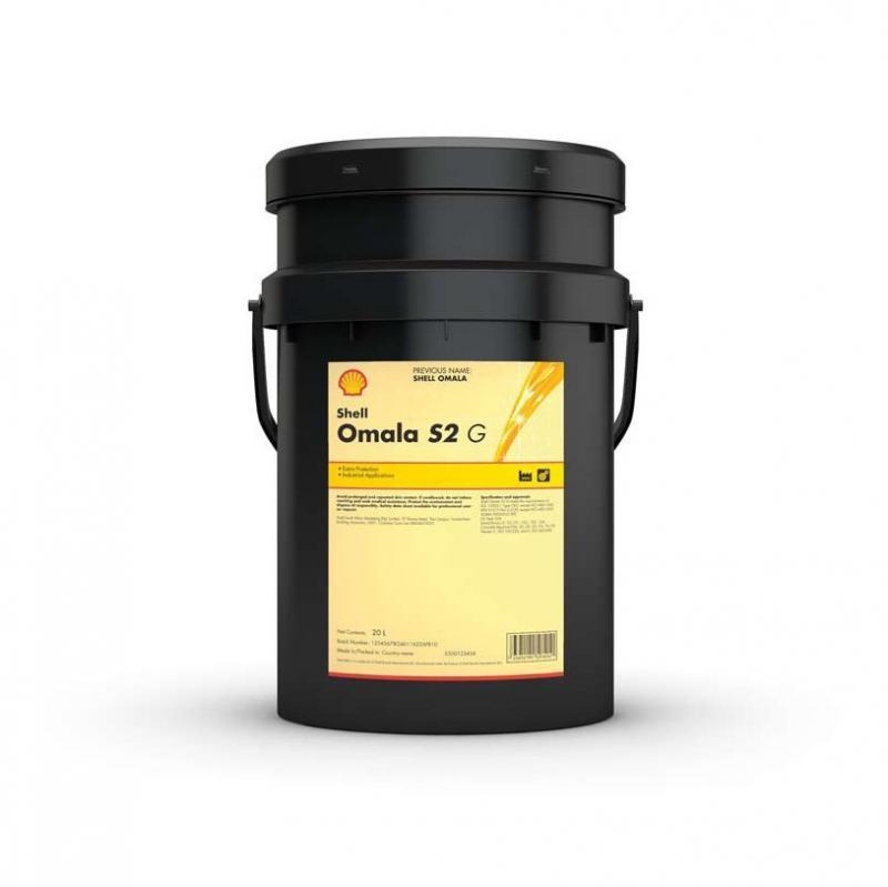 SHELL Omala S2 G 320 (20 л)