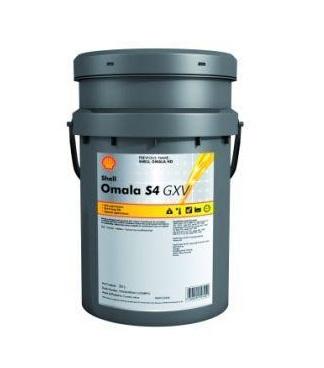 SHELL Omala S4 GXV 460 20л