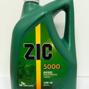 ZIC 5000 10W-40 (4л)