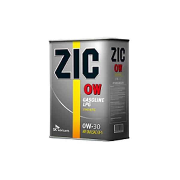 ZIC OW 0W-30