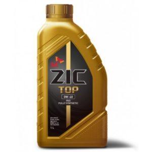 ZIC TOP 0W-40 1 л