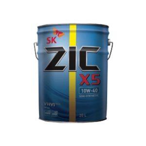 ZIC X5 10W-40 (20 л)