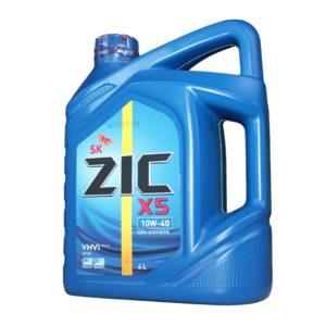 ZIC X5 10W-40 (4 л)