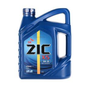 ZIC X5 5W-30 (4 л)