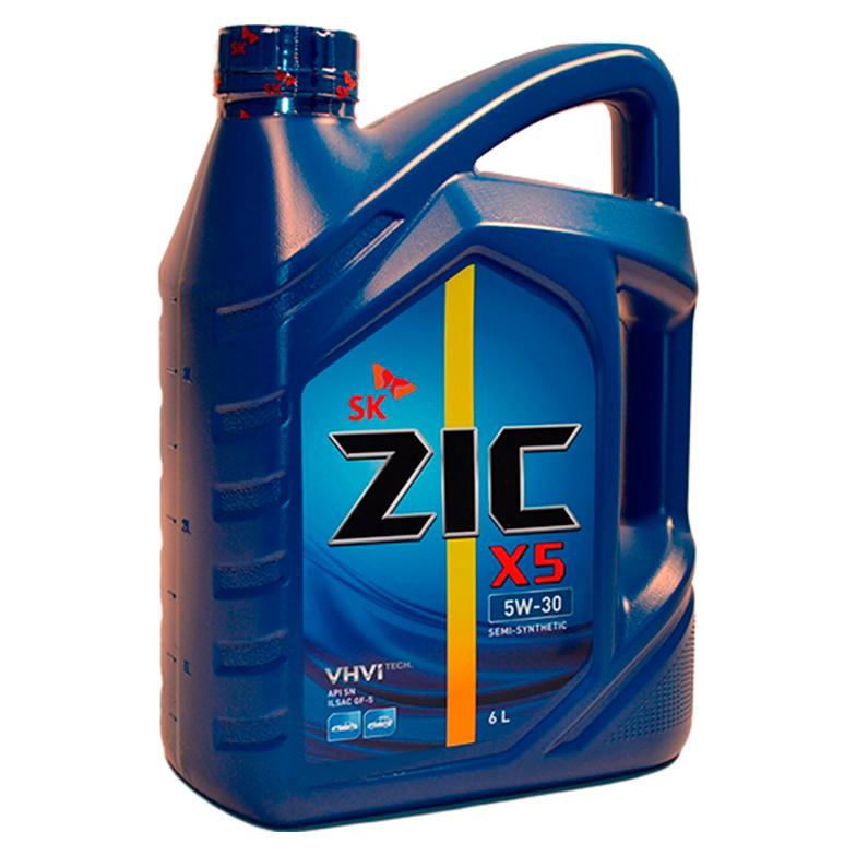 ZIC X5 5W-30 (6 л)