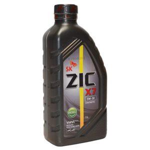 ZIC X7 Diesel 5W-30 (1 л)