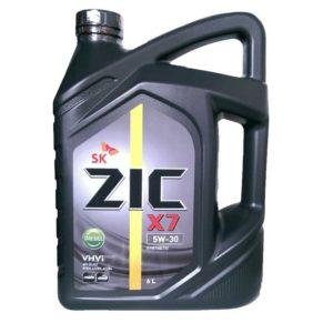 ZIC X7 Diesel 5W-30 (6 л)