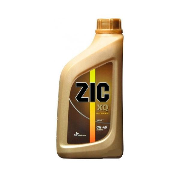 ZIC XQ 0W-40 (1 л)