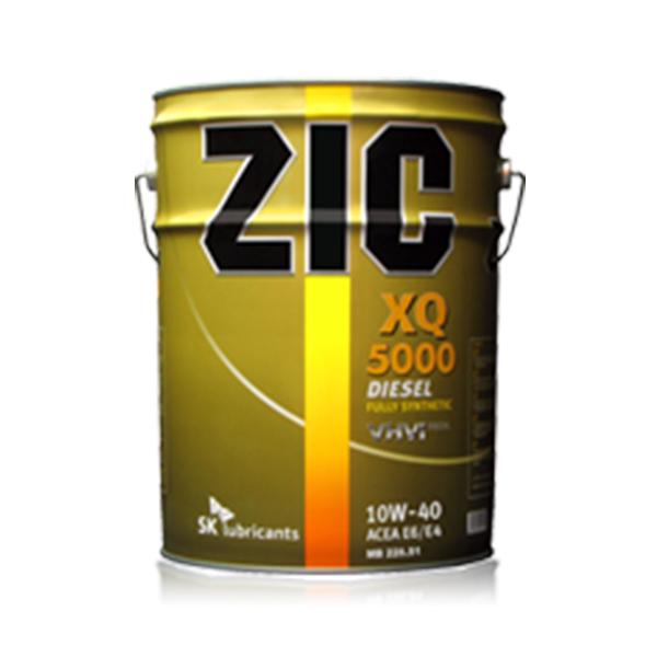 ZIC XQ 5000 10W-40 (200л)