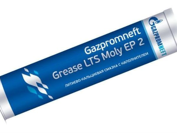Gazpromneft Grease LTS Moly EP 2 (0,4 кг)