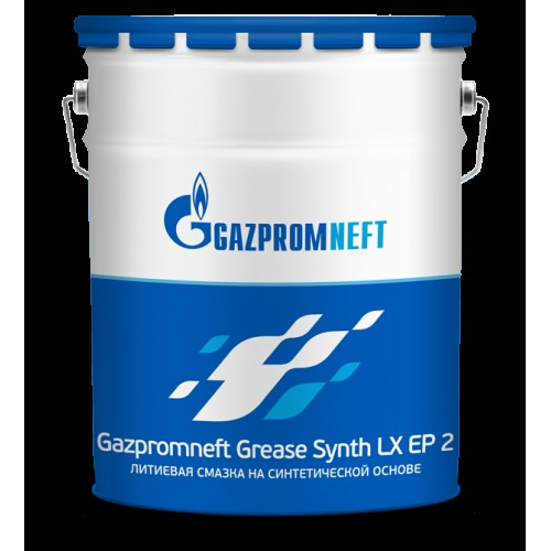 Gazpromneft Grease Synth LX EP 2 (18 кг)