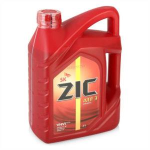 ZIC ATF 3 (4 л)