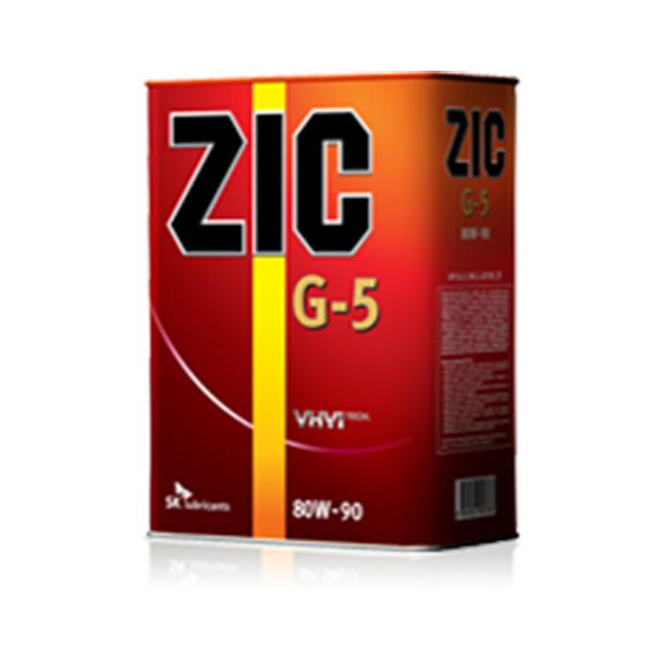 ZIC G-5 80W-90 (1л)
