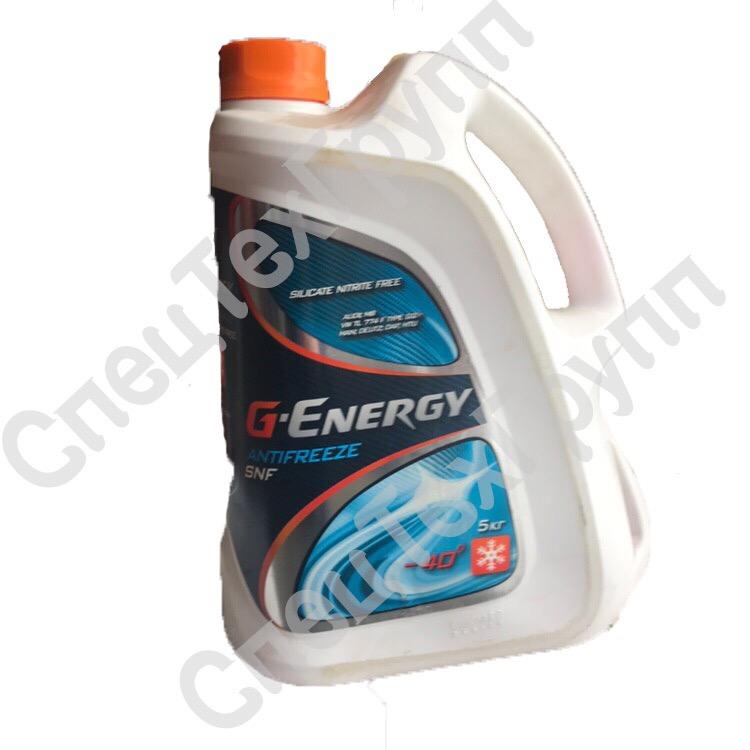 G-Energy Antifreeze SNF (5 кг)