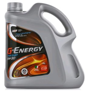 G-Energy Far East 5W-30
