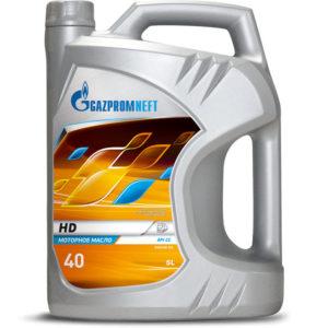 Газпромнефть HD 40 (5 л)