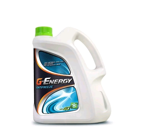 G-Energy Antifreeze 40 (5 кг)