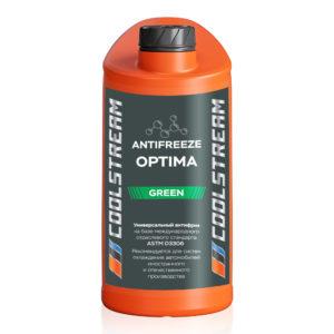 Антифриз CoolStream Optima Green (1 кг)