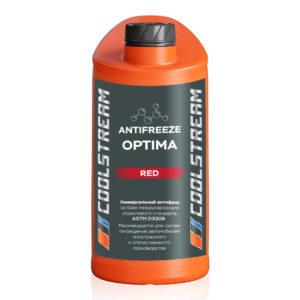 Антифриз CoolStream Optima Red (1 кг)