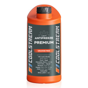 Антифриз CoolStream Premium 40 Orange Red (1 кг)