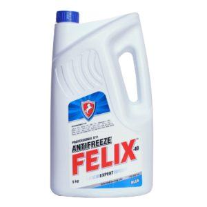 Антифриз FELIX EXPERT (синий) (5 кг)