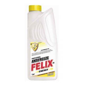 Антифриз FELIX Energy (желтый) (1 кг)