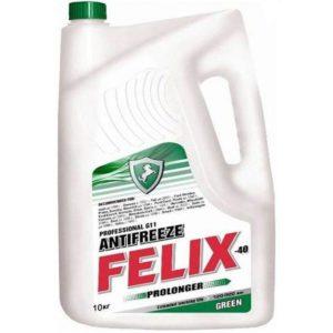 Антифриз FELIX Prolonger (зеленый) (10 кг)