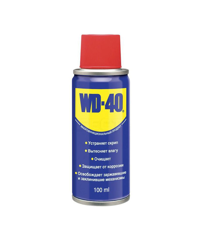Смазка WD-40 (100 мл)